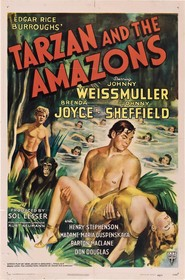 Tarzan and the Amazons movie in Steven Geray filmography.