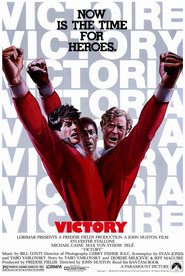 Victory movie in Michael Caine filmography.
