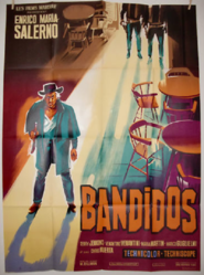 Bandidos movie in Enrico Maria Salerno filmography.