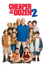 Cheaper by the Dozen 2 movie in Steve Martin filmography.