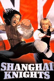 Shanghai Knights movie in Jackie Chan filmography.
