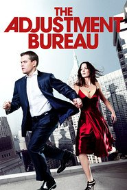 The Adjustment Bureau movie in Matt Damon filmography.