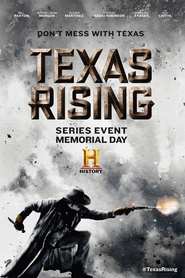 Texas Rising movie in Jeffrey Dean Morgan filmography.