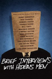 Brief Interviews with Hideous Men movie in Will Arnett filmography.