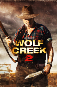 Wolf Creek 2 movie in John Jarratt filmography.