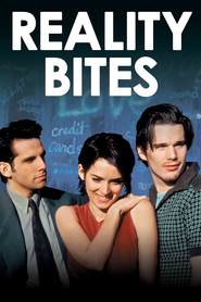 Reality Bites movie in Winona Ryder filmography.