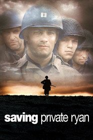 Saving Private Ryan movie in Matt Damon filmography.