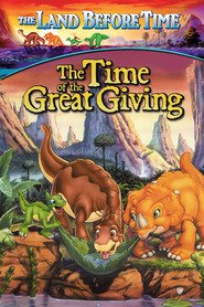 The Land Before Time III: The Time of the Great Giving movie in Frank Welker filmography.