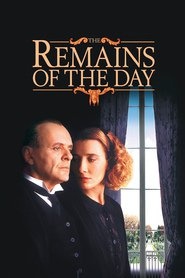 The Remains of the Day movie in Tim Pigott-Smith filmography.