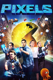 Pixels movie in Kevin James filmography.