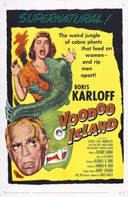 Voodoo Island movie in Murvyn Vye filmography.