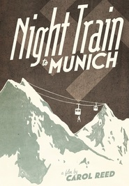 Night Train to Munich movie in James Harcourt filmography.