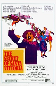 The Secret of Santa Vittoria movie in Anthony Quinn filmography.