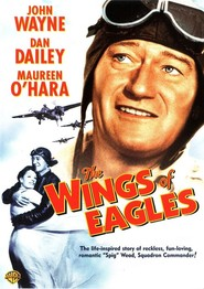 The Wings of Eagles movie in Sig Ruman filmography.