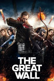 The Great Wall movie in Matt Damon filmography.
