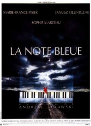 La note bleue movie in Sophie Marceau filmography.