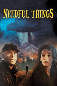 Needful Things movie in Max von Sydow filmography.