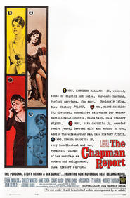 The Chapman Report movie in Shelley Winters filmography.