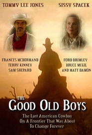 The Good Old Boys movie in Matt Damon filmography.