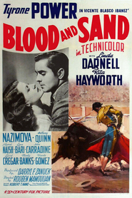 Blood and Sand movie in Anthony Quinn filmography.