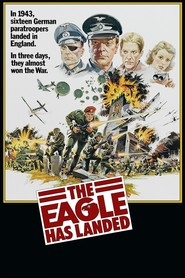 The Eagle Has Landed movie in Robert Duvall filmography.