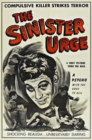 The Sinister Urge movie in Kenne Duncan filmography.