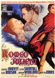 Romeo and Juliet movie in Laurence Harvey filmography.