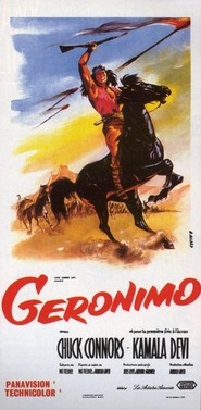 Geronimo is the best movie in Adam West filmography.