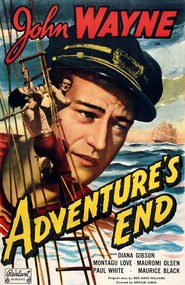 Adventure's End movie in George Cleveland filmography.