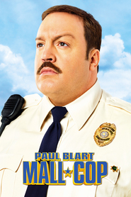 Paul Blart: Mall Cop movie in Kevin James filmography.