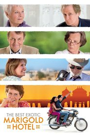 The Best Exotic Marigold Hotel movie in Tom Wilkinson filmography.