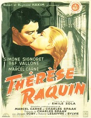 Therese Raquin is the best movie in Raf Vallone filmography.