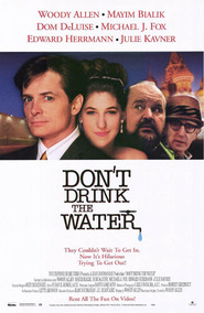 Don't Drink the Water movie in Michael J. Fox filmography.