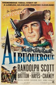Albuquerque movie in George Cleveland filmography.
