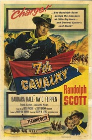 7th Cavalry movie in Frank Faylen filmography.