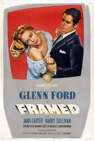 Framed movie in Edgar Buchanan filmography.