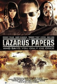 The Lazarus Papers movie in Danny Trejo filmography.