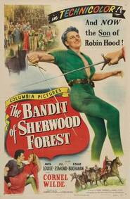 The Bandit of Sherwood Forest movie in Edgar Buchanan filmography.