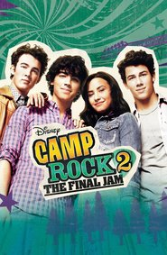 Camp Rock 2: The Final Jam is the best movie in Nick Jonas filmography.