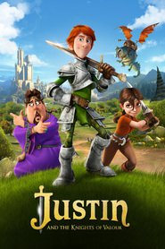 Justin and the Knights of Valour movie in James Cosmo filmography.