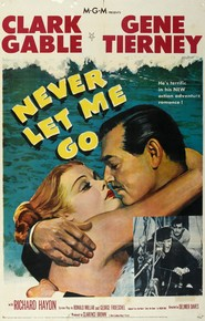 Never Let Me Go movie in Theodore Bikel filmography.