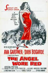 The Angel Wore Red is the best movie in Enrico Maria Salerno filmography.