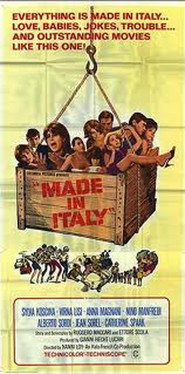 Made in Italy is the best movie in Walter Chiari filmography.