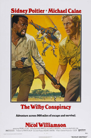The Wilby Conspiracy movie in Michael Caine filmography.