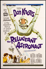 The Reluctant Astronaut movie in Leslie Nielsen filmography.