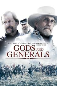 Gods and Generals movie in Robert Duvall filmography.
