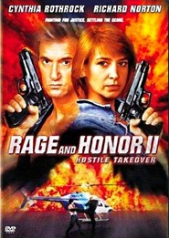 Rage and Honor II movie in Richard Norton filmography.