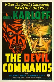 The Devil Commands movie in Kenneth MacDonald filmography.