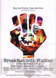 Breakfast with Hunter is the best movie in Terry Gilliam filmography.