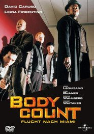Body Count movie in Forest Whitaker filmography.